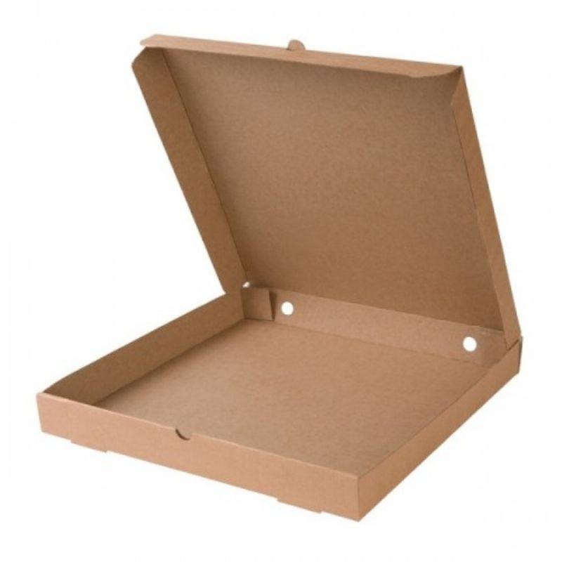 Baskısız Pizza Kutusu